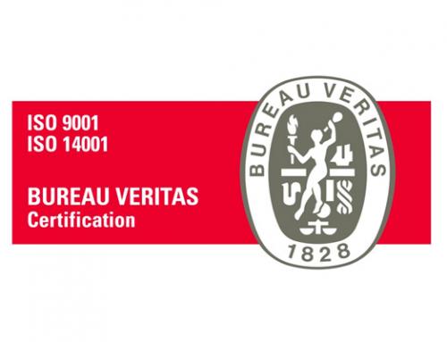 Renovamos la ISO 9001 y 14001